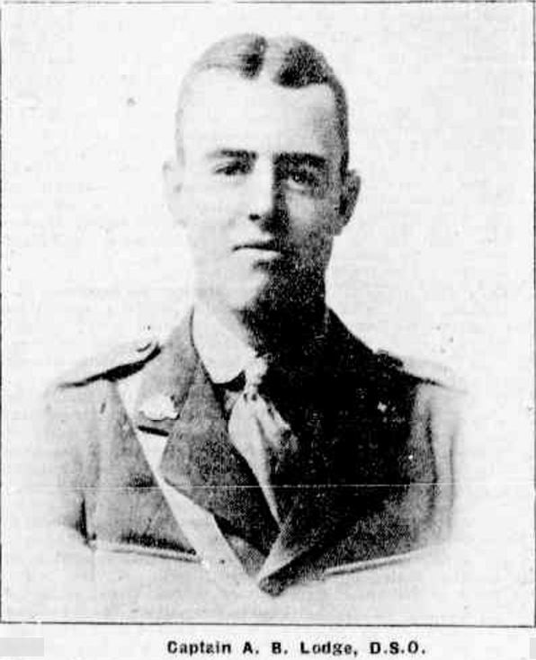 """Hamilton Soldier's Home-Coming"" Advocate (Melbourne, Vic. : 1868 - 1954) 31 March 1917 ."