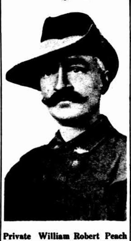 """Killed in Action"" The Horsham Times (Vic. : 1882 - 1954) 16 November 1917: 5. Web. ."