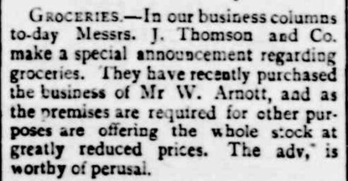"""Established August 1842. The Portland Guardian,."" Portland Guardian (Vic. : 1876 - 1953) 21 Dec 1898: 2 Edition: EVENING. Web. ."