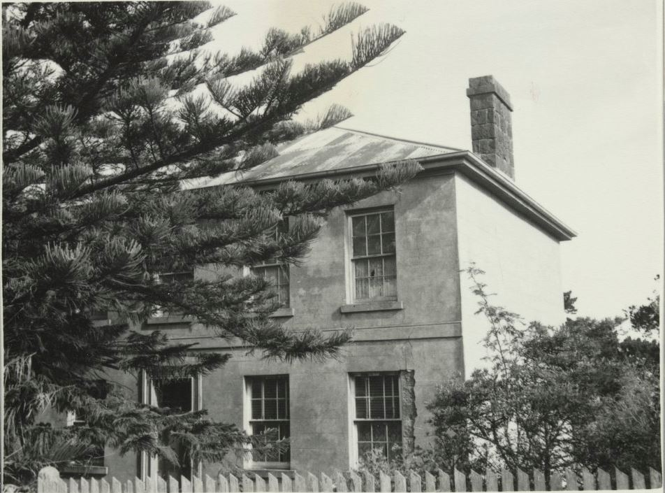 BRIERY, PORTLAND 1958. Photographer Colin Caldwell. Image courtesy of the State Library of Victoria http://handle.slv.vic.gov.au/10381/72633