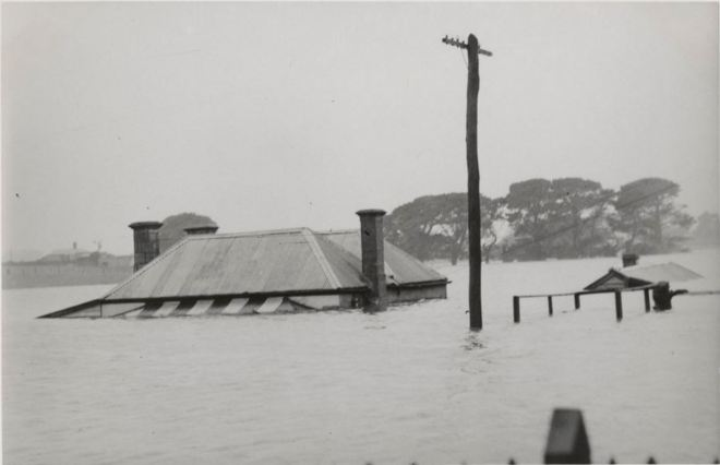 WARRNAMBOOL 1946. Image courtesy of the State Library of Victoria. http://handle.slv.vic.gov.au/10381/107853