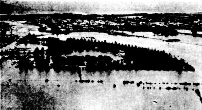 """""""Aftermath Of Floods In Western Victoria"""" The Advertiser (Adelaide, SA : 1931 - 1954) 22 March 1946: ."""