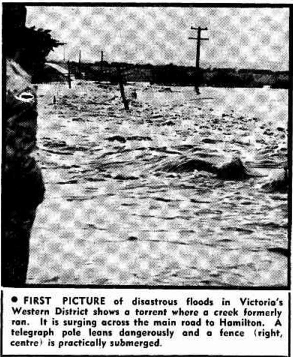 'NO LONGER A CREEK', The Daily News (Perth, WA : 1882 - 1950), 20 March, p. 1. (CITY FINAL), http://nla.gov.au/nla.news-article78249109