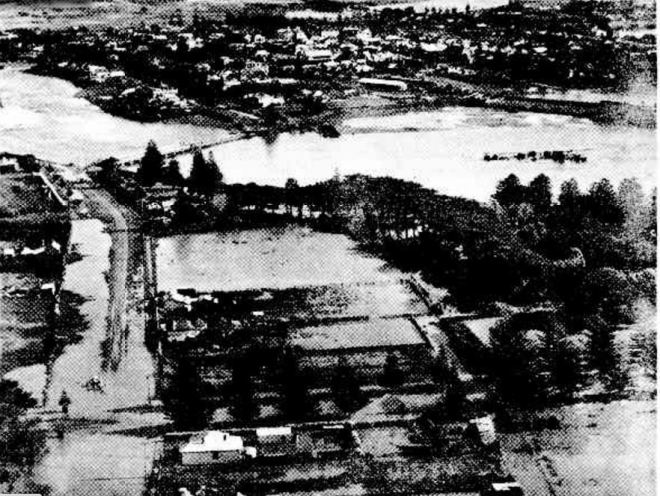 """""""Flood Waters Receding Around Port Fairy"""" The Argus (Melbourne, Vic. : 1848 - 1957) 20 March 1946: 15. Web. 1 Mar 2016 ."""
