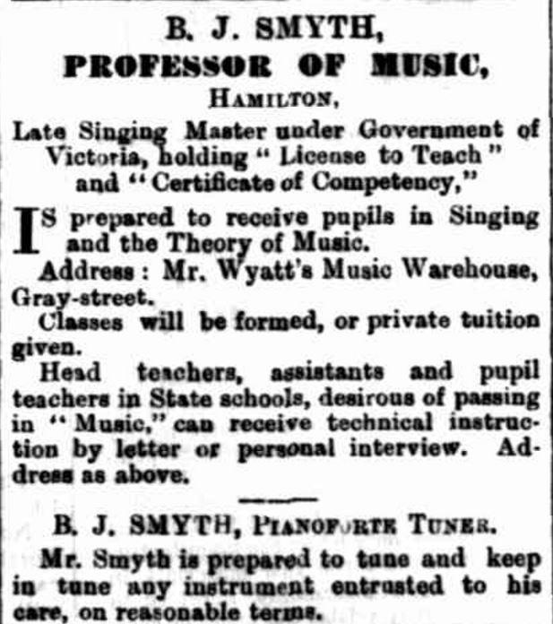 """Advertising"" Hamilton Spectator (Vic. : 1870 - 1918) 26 April 1892: 3. ."