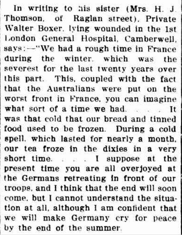 """""""No Title"""" Maryborough and Dunolly Advertiser (Vic. : 1914 - 1918) 30 May 1917: ."""