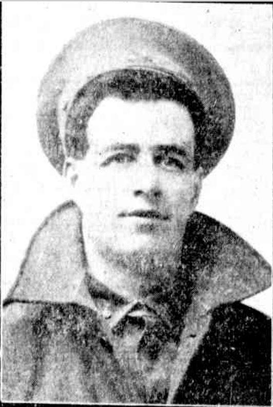"""""""PRIVATE J. H. MALONE."""" Advocate (Melbourne, Vic. : 1868 - 1954) 22 December 1917: 29. Web. ."""