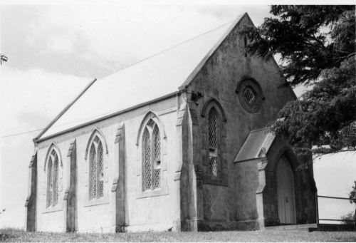 MERINO UNITING CHURCH (former St Andrews Presbyterian Church J.T. Collins Collection, La Trobe Picture Collection, State Library of Victoria. http://handle.slv.vic.gov.au/10381/232204