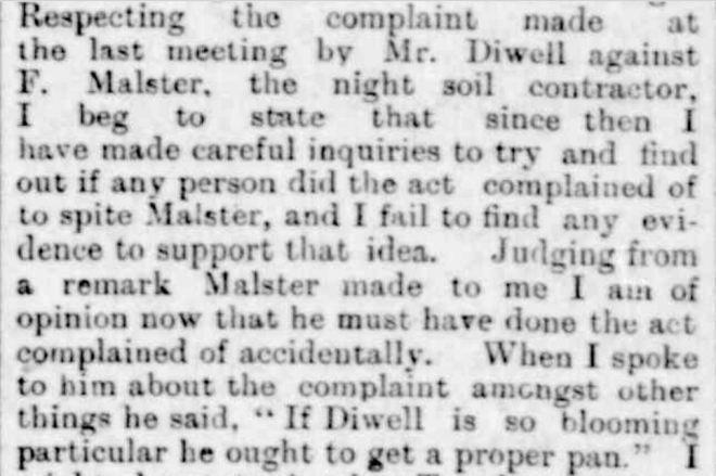 """HAMILTON BOROUGH COUNCIL."" Hamilton Spectator (Vic. : 1870 - 1918) 28 October 1899: 2 (SUPPLEMENT TO THE HAMILTON SPECTATOR). ."
