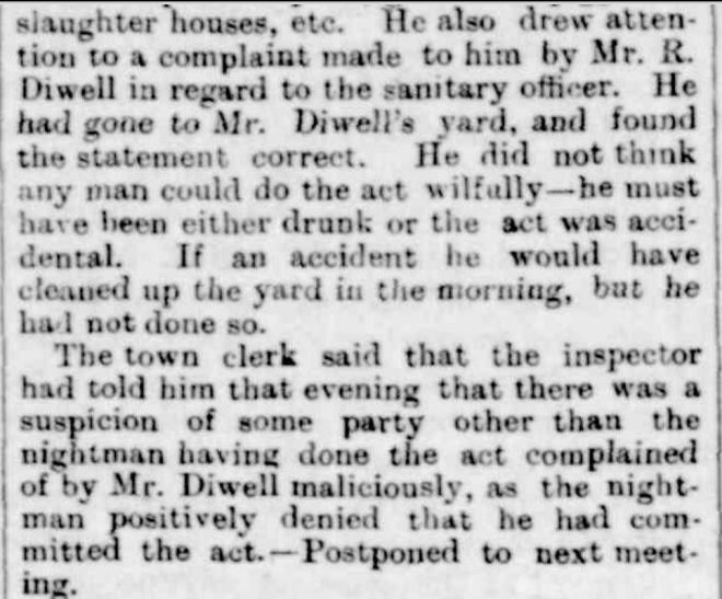 """HAMILTON BOROUGH COUNCIL."" Hamilton Spectator (Vic. : 1870 - 1918) 14 October 1899: 2 (SUPPLEMENT TO THE HAMILTON SPECTATOR). ."