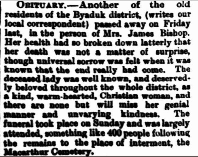 """""""Items of News."""" Hamilton Spectator (Vic. : 1870 - 1918) 23 May 1885: ."""