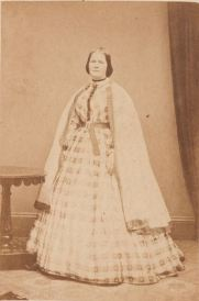 ARBELLA WINTER, WIFE OF CECIL COOKE c1864 Image courtesy of the State Library of Victoria, http://handle.slv.vic.gov.au/10381/334479