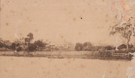 LAKE CONDAH c1880. Image courtesy of the State Library of Victoria. http://handle.slv.vic.gov.au/10381/334482