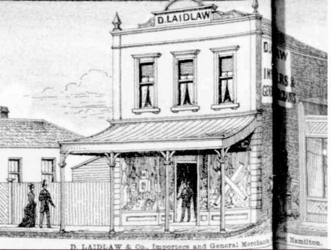 """VIEW OF HA[?] [?]AM[?]TON VICTORIA."" Hamilton Spectator (Vic. : 1870 - 1918) 17 April 1888: 1 (SUPPLEMENT TO THE HAMILTON SPECTATOR). Web. 13 Nov 2016 ."