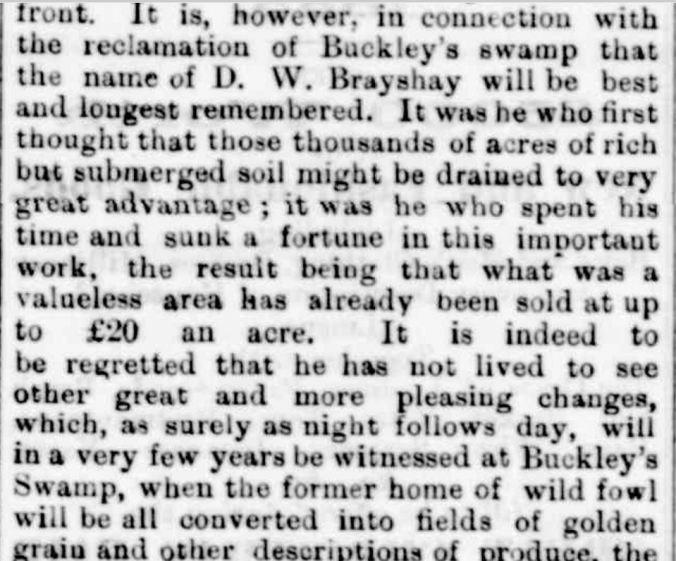 """OBITUARY."" Hamilton Spectator (Vic. : 1870 - 1918) 18 December 1888: ."