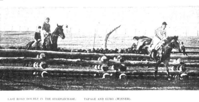 """WARRNAMBOOL RACE WEEK."" The Australasian (Melbourne, Vic. : 1864 - 1946) 7 May 1898: 25. Web. 23 Feb 2017 ."